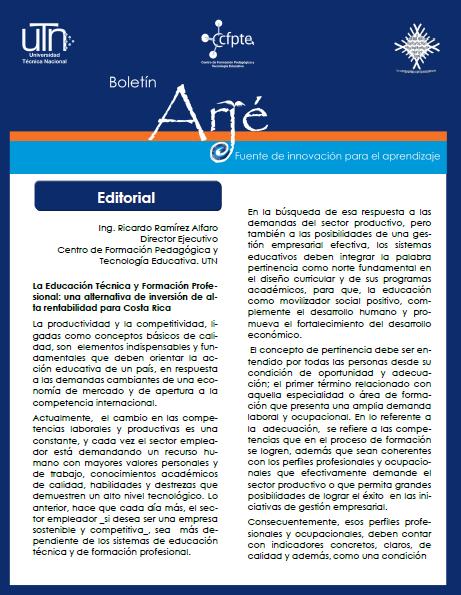 Ver Vol. 1 Núm. 2 (2015): Revista Académica Arjé