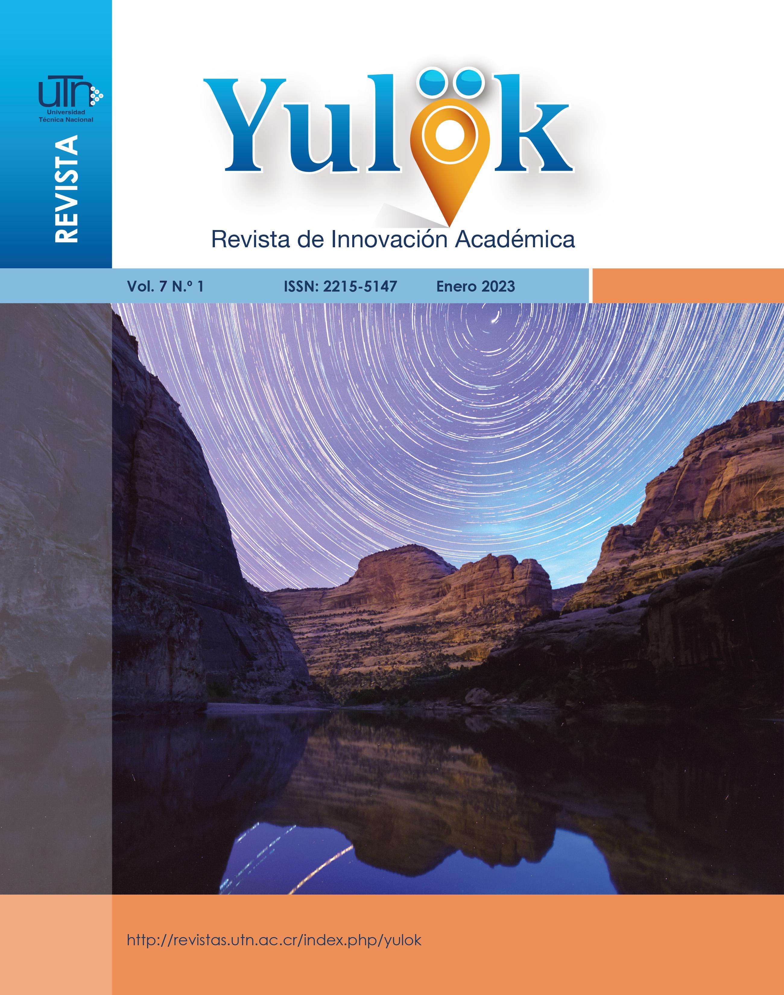Portada de la Revista VI Edición