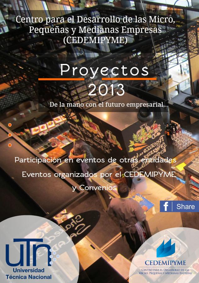 Ver 2013: Proyectos