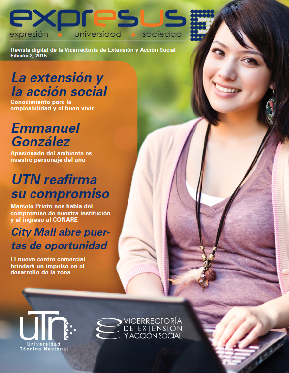 Ver Vol. 3 (2015): Revista Expresus
